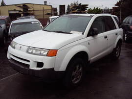 2004 SATURN VUE SUV 2.2L AT FWD COLOR WHITE STK 139857