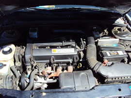 2002 SATURN CPE 3DOOR SC2 MODEL 1.9L DOHC AT FWD COLOR SILVER 139858