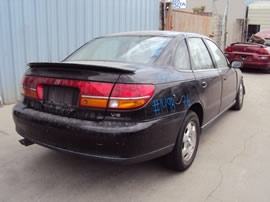 2000 SATURN LS2 L300 MODEL 4 DOOR SEDAN 3.0L V6 AT FWD COLOR PURPLE 149876
