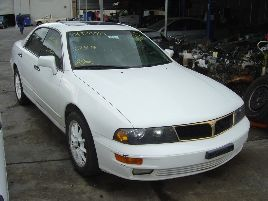 1997 DIAMANTE 4 DOOR SEDAN LS MODEL 3.5L AT FWD COLOR WHITE