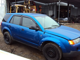 2003 SATURN VUE 4CYL, AUTOMATIC, COLOR BLUE, SUPER CLEAN