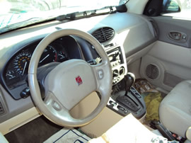 2003 SATURN VUE 6CYL, AUTOMATIC TRANSMISSION STK # 109790