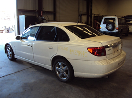 2003 SATURN L200 MODEL 4 DOOR SEDAN 2.2L AT FWD COLOR WHITE STK 129840