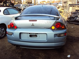 2003 ECLIPSE CPE GTS, 3.0L 5SPEED, COLOR BLUE, STK 143686