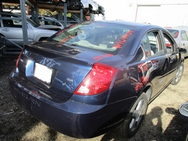 2007 SATURN ION 3 BLUE 4DR 2.4L MT 169934