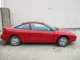 1999 SATURN SC2 RED 1.9L AT 169919