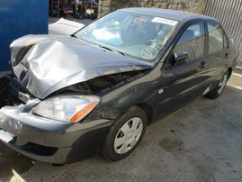 2004 MITSUBISHI LANCER ES GRAY 2.0L AT 163750