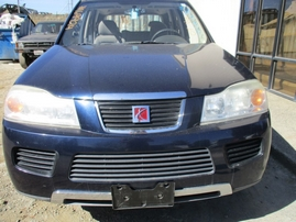 2007 SATURN VUE HYBRID NAVY BLUE 2.4L AT 2WD 169924