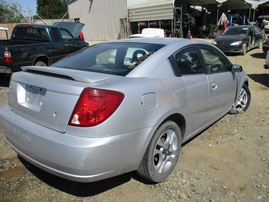 2004 SATURN ION 3 SILVER 2.2L AT 169925