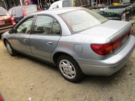 2002 SATURN SL2 BABY BLUE 1.9L AT 4DR 159908