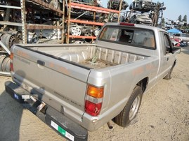 1994 MITSUBISHI PICK UP SILVER STD CAB 2.4L AT 2WD 183863