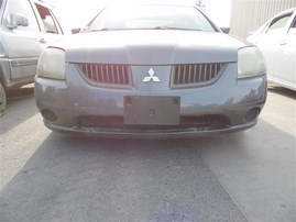 2004 MITSUBISHI GALANT DE GRAY 2.4 AT 193937