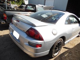 2000 MITSUBISHI ECLIPSE GT SILVER CPE 3.0L AT 173830