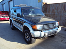 1995 MITSUBISHI MONTERO SUV SR MODEL 3.5L V6 AT 4X4 COLOR BLACK STK 133622