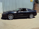1991 MITSUBISHI 3000 GT CPE SL MODEL 3.0L DOHC V6 AT FWD COLOR BLACK STK 133629