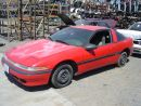 1991 RED ECLIPSE 1.8L AT FWD