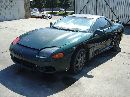 1994 MITSUBISHI 3000 SL MODEL COUPE 3.0L N-T DOHC MT FWD COLOR GREEN