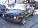 1992 MITSUBISHI TRUCK MIGHTY MAX MODEL REGULAR CAB 2.4L MT 2WD COLOR BLACK