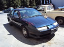 1993 STURN 4 DOOR SEDAN SL2 MODEL 1.9L DOHC AT FWD COLOR BLUE 139864