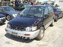 1992 MITSUBISHI EXPO MINI VAN LRV MODEL 1.8L AT FWD COLOR BLACK