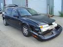 2000 SATURN SL2, AUTO TRANS, COLOR: BLACK, STK:099747