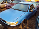 1991 MITSUBISHI MIRAGE 4CYL, 5SPEED TRANSMISSION, STK # 103480