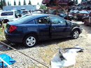 2007 SATURN ION , COLOR DARK BLUE , STK # 109776