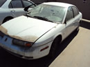2002 SATURN SL2 COLOR WHITE, STK# 109782