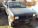 1992 MITSUBISHI TRUCK 4CYL, MANUAL 5 SPEED TRANSMISSION, STK # 103529