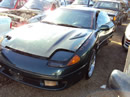 1993 MITSUBISHI STEALTH RT NON TURBO, AUTOMATIC TRANSMISSION, COLOR GREEN, STK # 103530