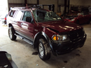 2002 MITSUBISHI MONTERO SPORT XLS 4X4 MODEL, 3.5L ENGINE, AUTOMATIC TRANSMISSION COLOR RED STK#113556