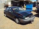 1998 SATURN SL1 MODEL, 1.69L, SOHC, AT, COLOR GREEN, STK # 119802