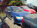 2006 SATURN ION COLOR BLUE STK 119806