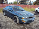 1997 MITSUBISHI DIAMANTE LE MODEL 3.5L AT COLOR GREEN STK # 113577