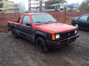 1991 MITSUBISHI TRUCK REGULAR CAB 2.4L AT 2WD COLOR RED STK 123588