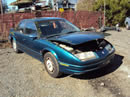 1992 SATURN SL2 MODEL 4 DOOR SEDAN 1.9L DOHC AT FWD COLOR GREEN STK 129826