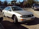 1997 MITSUBISHI DIAMANTE ES MODEL 3.5L V6 AT FWD COLOR SILVER STK 123589