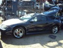 1995 MITSUBISHI ECLIPSE GS, 2.0L 5SPEED, COLOR GRAY, STK 153702