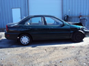 1999 MITSUBISHI MIRAGE 4 DOOR SEDAN LS MODEL 1.8L AT FWD COLOR GREEN STK 123606