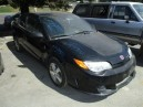 2006 SATURN ION CPE, 2.4L AUTO, COLOR BLACK, STK 159900