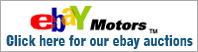 Mitsubishi car, truck and SUV parts EBAY STORE
